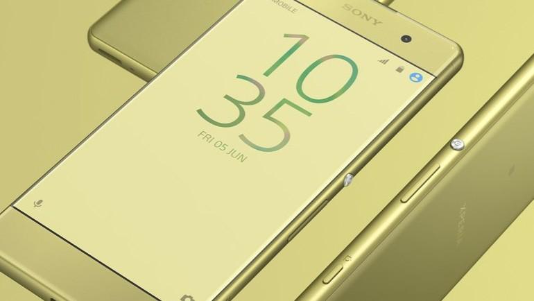 Sony Xperia XA elimizde!