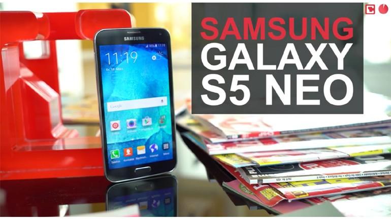 Samsung Galaxy S5 neo nasıl? İnceliyoruz...