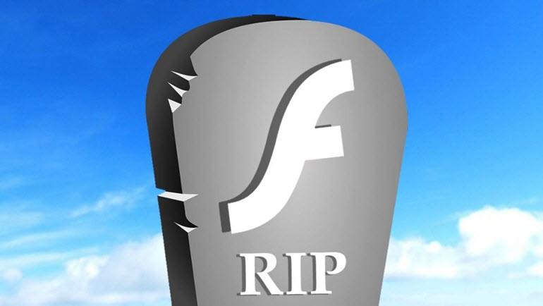 Bir türlü ölemeyen Flash'ın kısa hikayesi!
