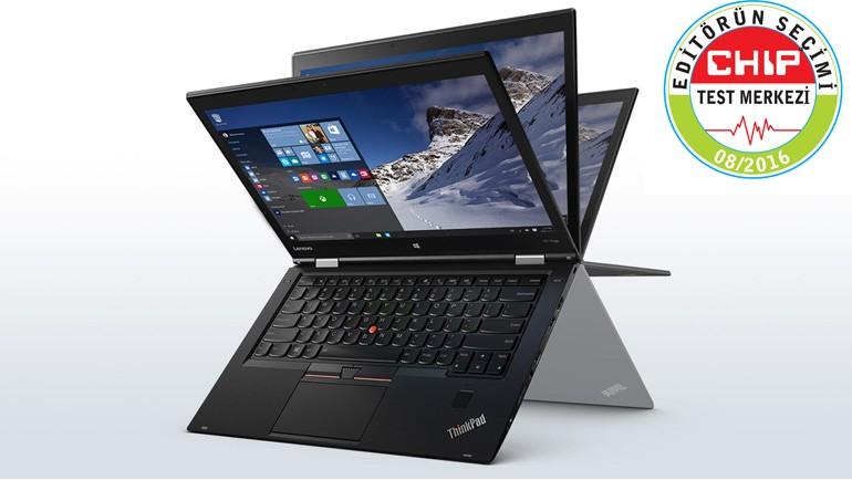 Lenovo ThinkPad X1 Yoga testte!