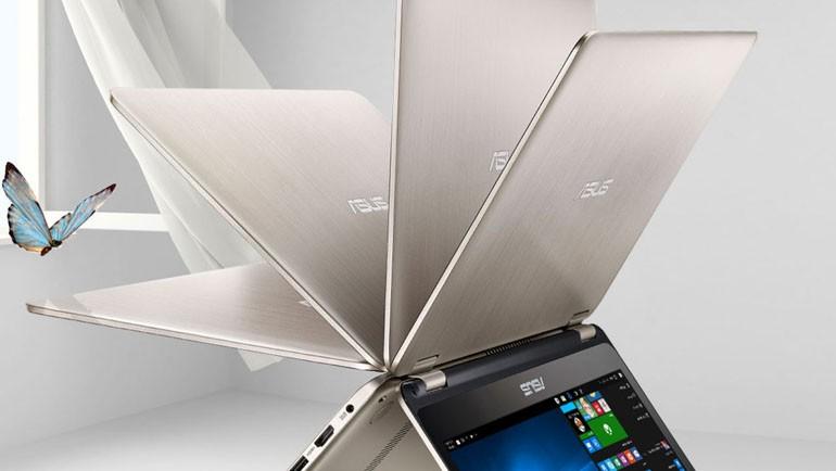 Asus VivoBook Flip TP301'i inceliyoruz
