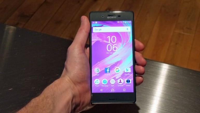 Sony Xperia X'i inceliyoruz