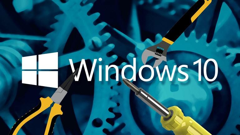 Windows 10 sorunlarını gideren 8 araç!