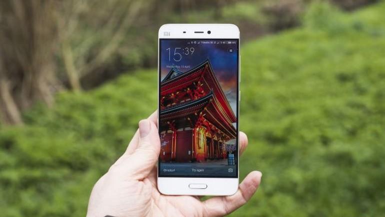 Xiaomi Mi5 testte!