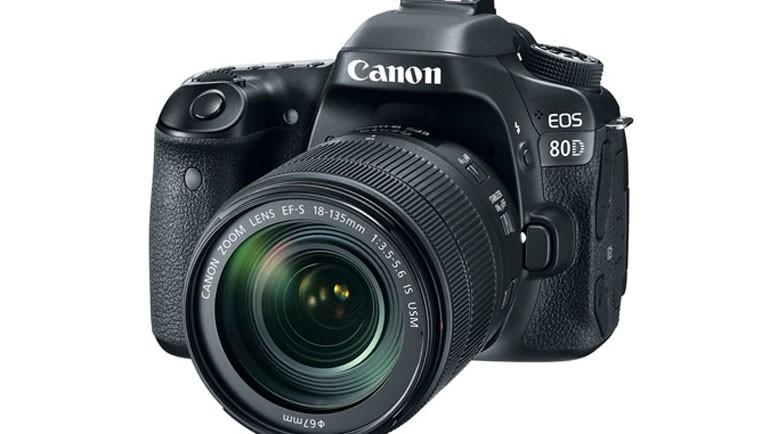 Canon EOS 80D'yi inceliyoruz