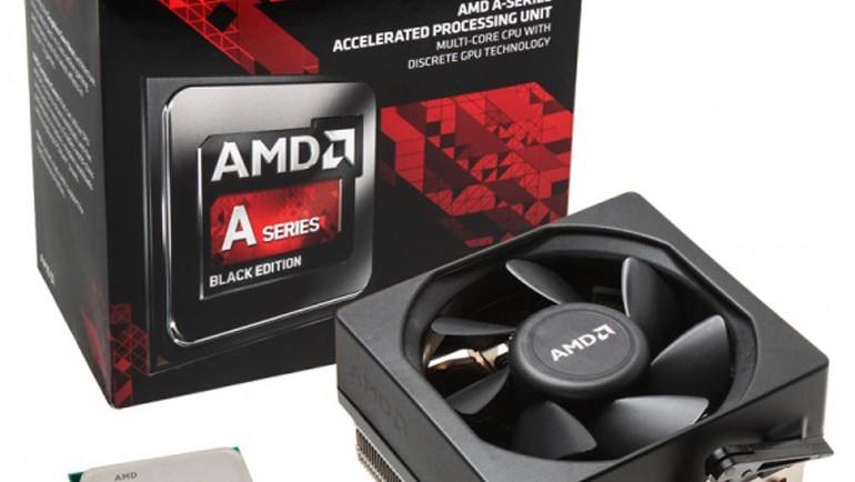 AMD A10-7890K APU testte!