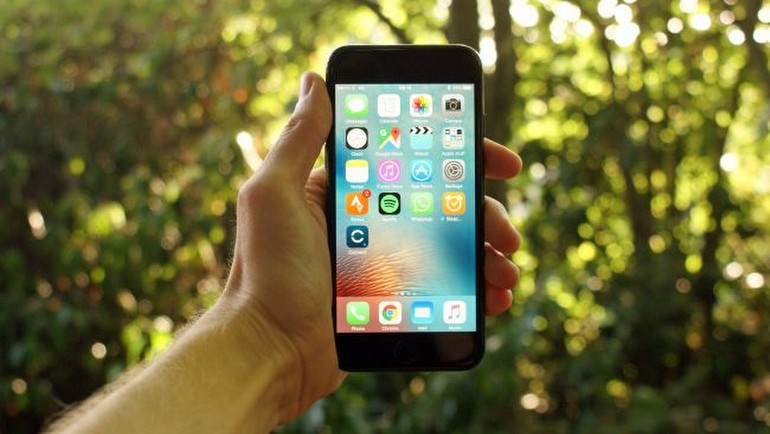 Apple iPhone 7 testte!