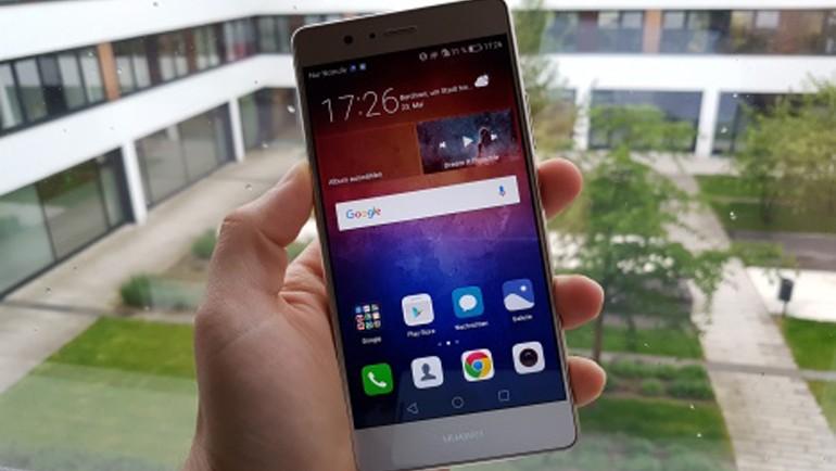 Huawei P9 Lite testte!