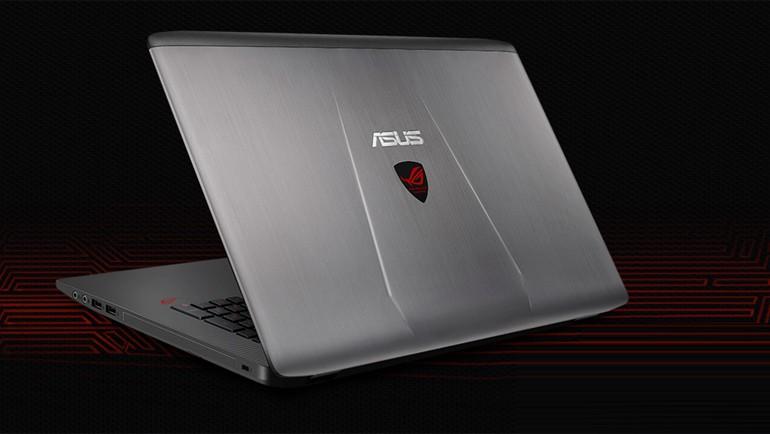 Oyunculara özel: Asus ROG GL752