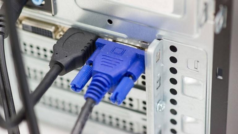 VGA, HDMI, DisplayPort ve DVI Portu Arasındaki Farklar!