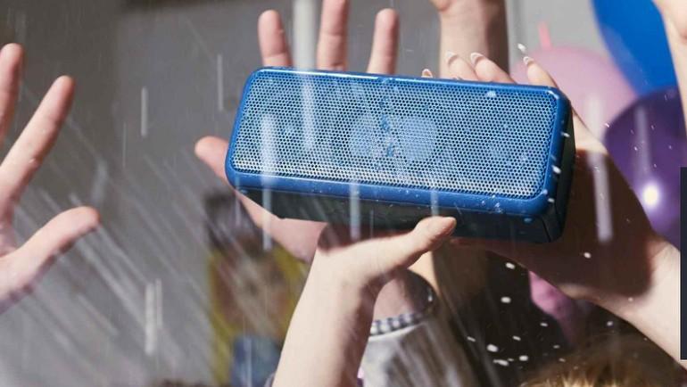 Sony'nin Extra Bass'lı hoparlörü: SRS-XB3