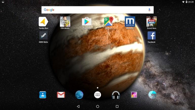 Android'i USB Bellekten Çalıştırın