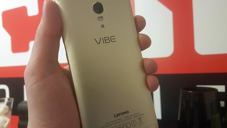 Lenovo Vibe P1 Pro İncelemesi