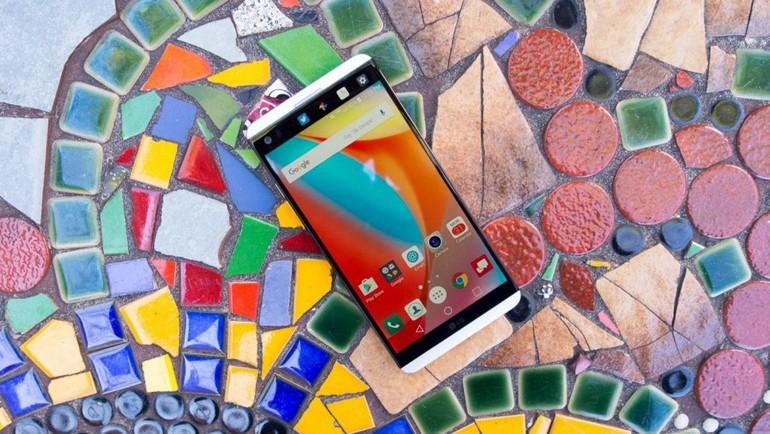LG V20 İncelemesi