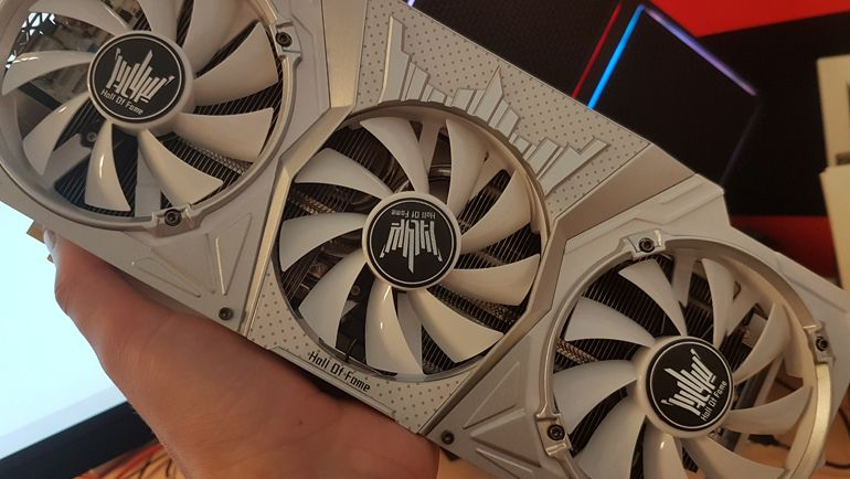 GALAX GeForce GTX 1070 HOF İncelemesi
