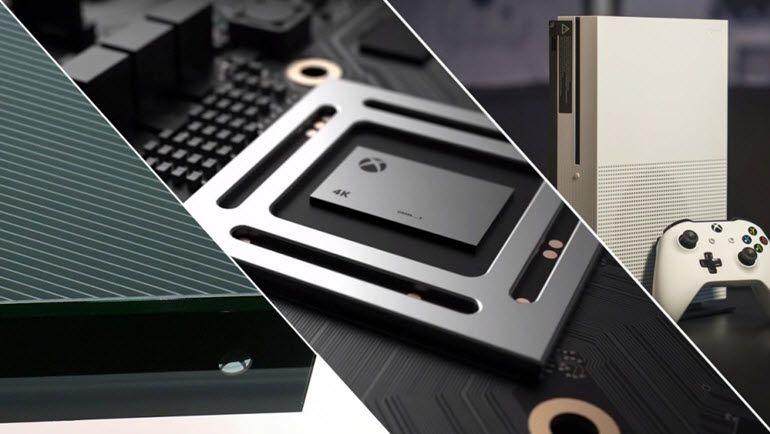 Xbox One X vs Xbox One S vs Xbox One!