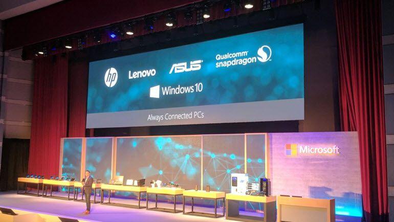 Windows 10 S ve Windows 10 on ARM'ye Yakından Bakış!