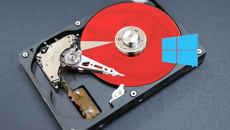 Windows 10 Diskte Daha Az Yer Kaplasın!