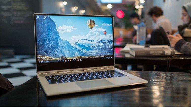 Lenovo Yoga 910 İncelemesi