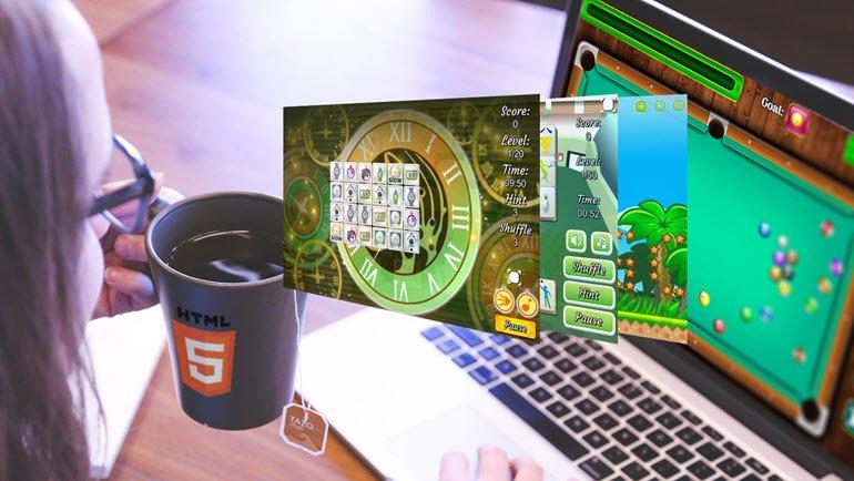 Web Tarayıcınızda Oynayabileceğiniz 7 HTML5 Oyunu