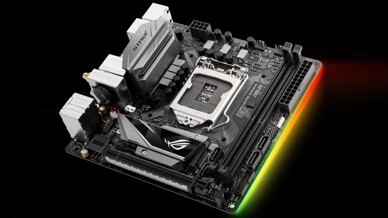 Asus ROG Strix H270I Gaming İncelemesi