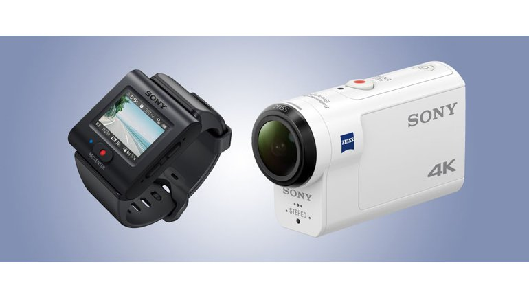 Sony FDR-X3000R Action Cam İncelemesi