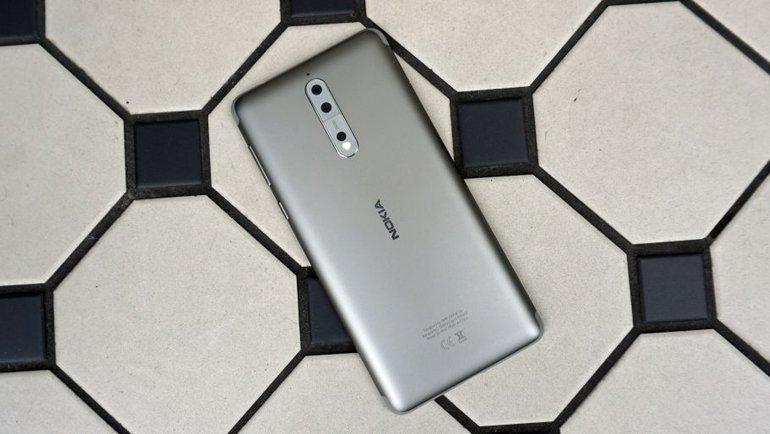 Nokia 8 İncelemesi