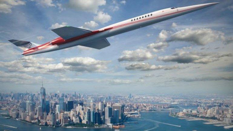 Süpersonik Uçak Devri Başlıyor