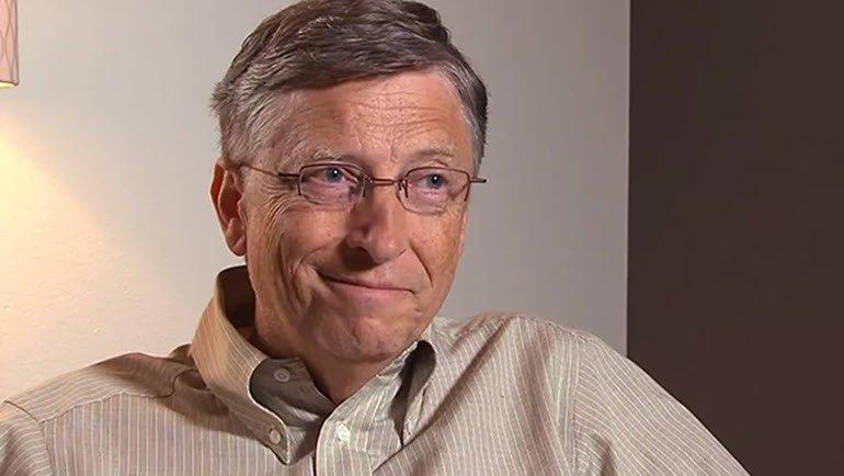 Bill Gates Hakkında Az Bilinenler!