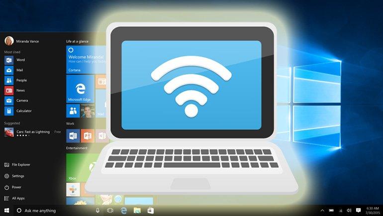 Windows 10'da Wi-Fi Sorunlarına Çözümler!
