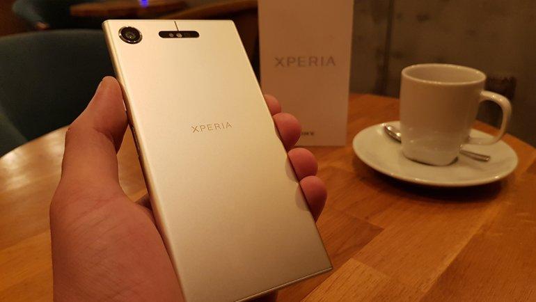 Sony Xperia XZ1 İncelemesi