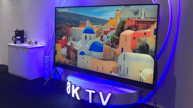 8K Nedir; 8K TV'ler Bize Ne Sunuyor?