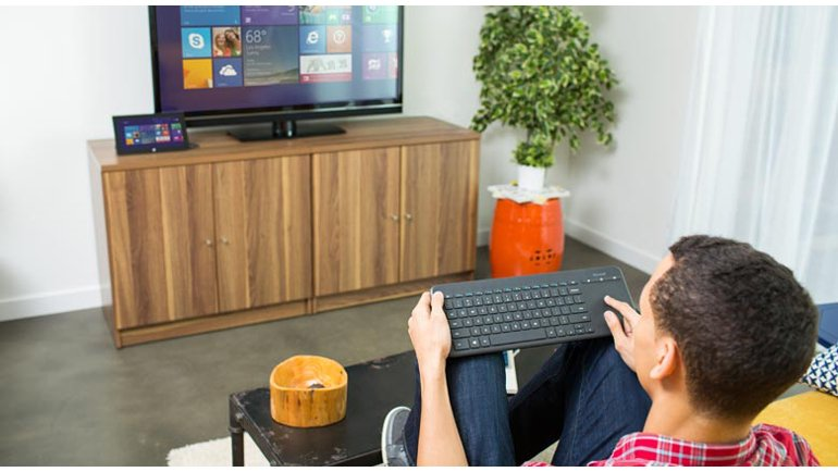 Microsoft All-in-One Media Keyboard İnceleme