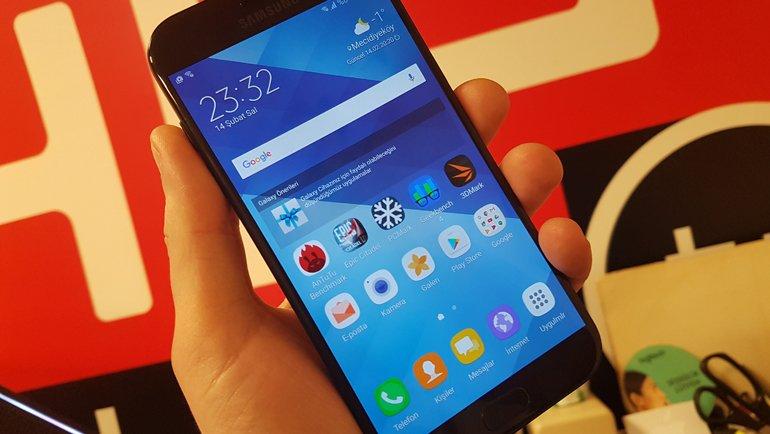 Samsung Galaxy A7 (2017) İncelemesi