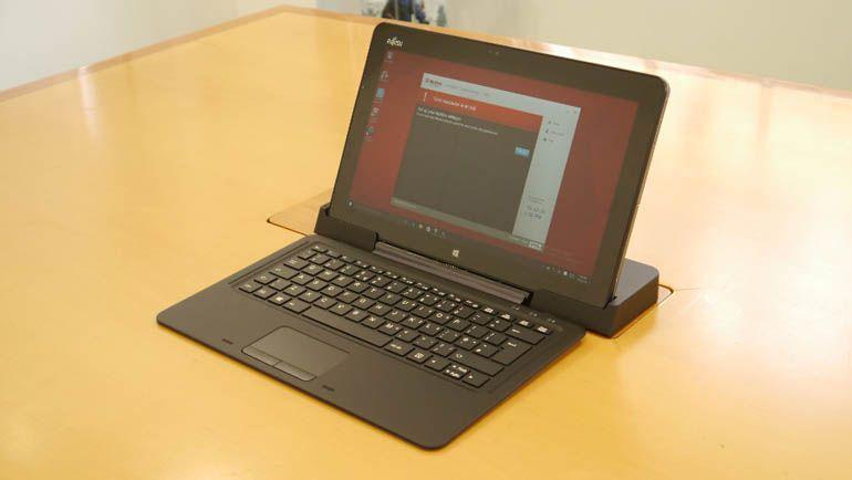 Fujitsu STYLISTIC R726 İncelemesi