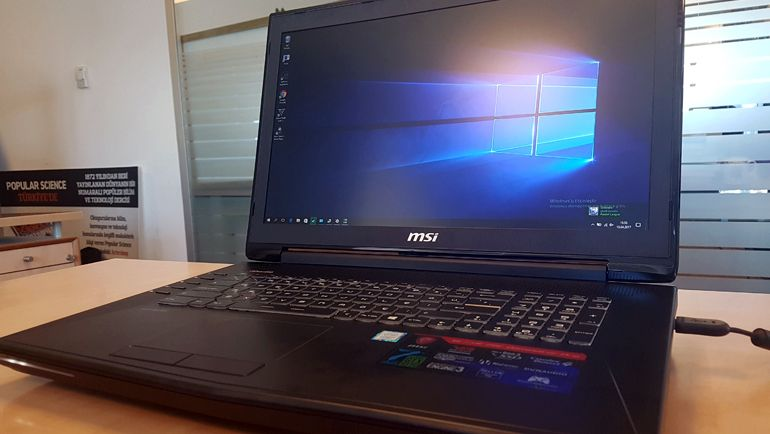 MSI GT72VR 7RE Dominator Pro İncelemesi