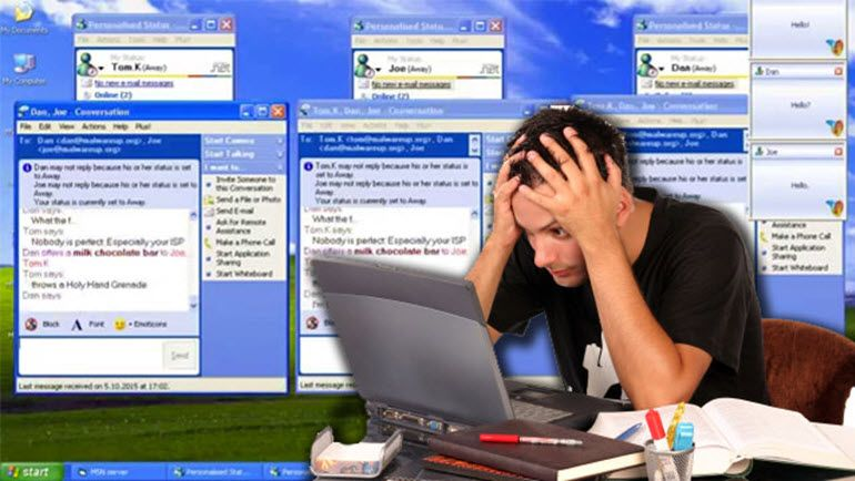 8 MSN Messenger Hatırası!