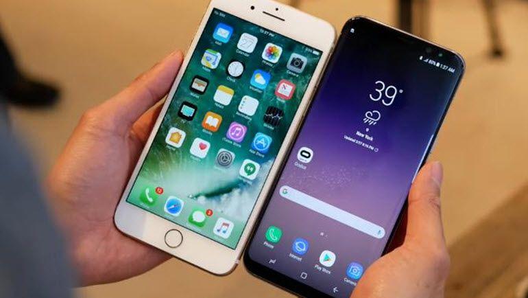 Galaxy S8'de Olan, iPhone'da Olmayan 10 Özellik!