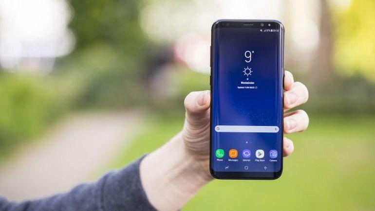Samsung Galaxy S8+ İncelemesi