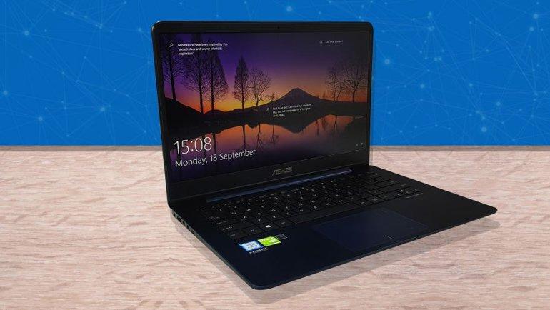 Asus ZenBook UX430U İncelemesi