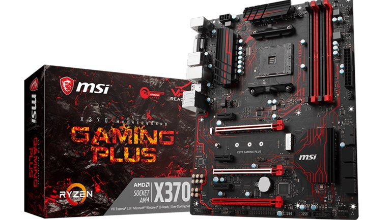 MSI X370 Gaming Plus İncelemesi
