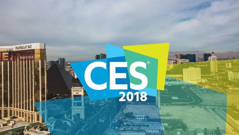 CES 2018'in En İyilerini Seçtik!