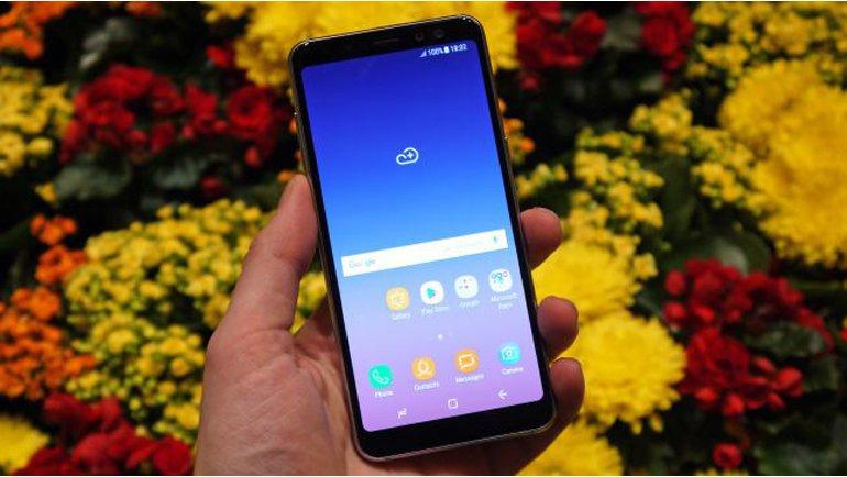 Samsung Galaxy A8 (2018) İncelemesi