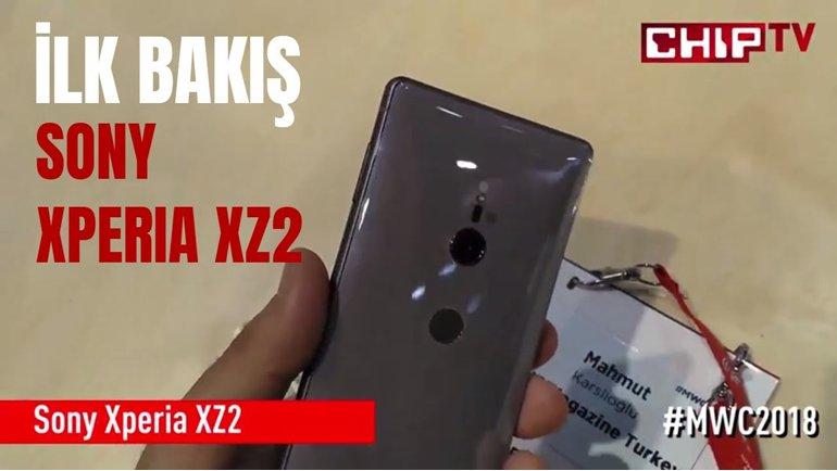 Sony Xperia XZ2 Ön İnceleme Raporu!