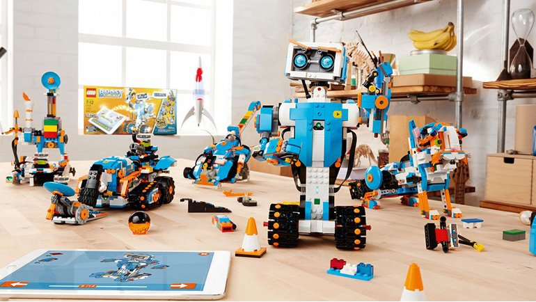 LEGO Boost İncelemesi