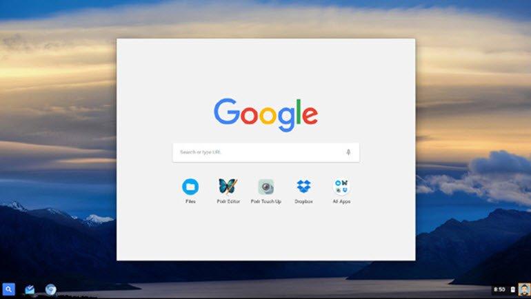 PC'ye Chrome OS Yükleme Rehberi
