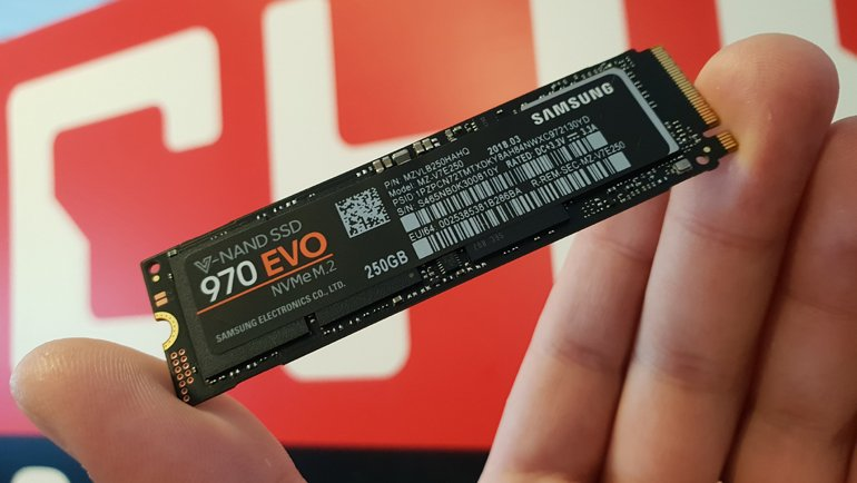 Samsung 970 EVO NVMe M.2 SSD İnceleme