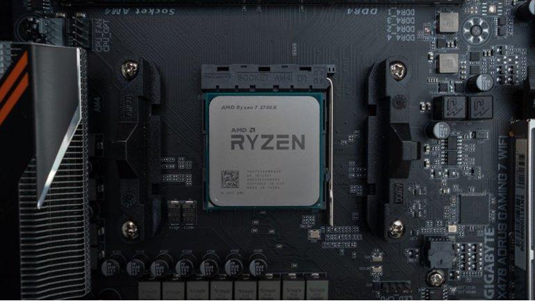 AMD Ryzen 7 2700X İnceleme