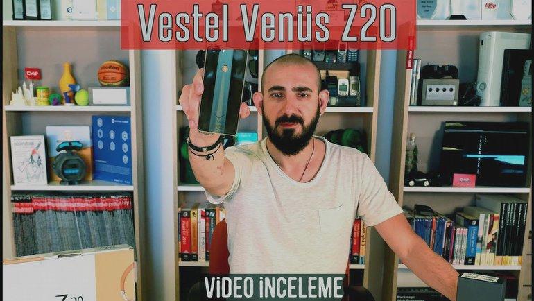Vestel Venus Z20 İnceleme