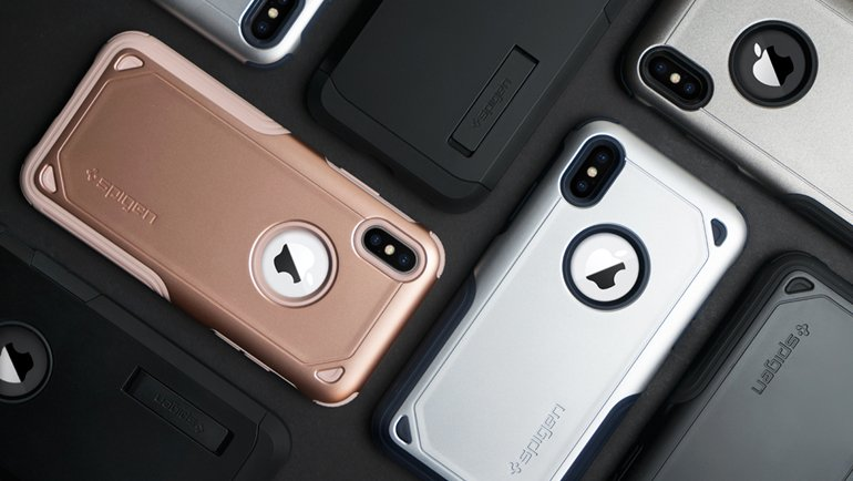 Spigen iPhone X Aksesuarları İnceleme